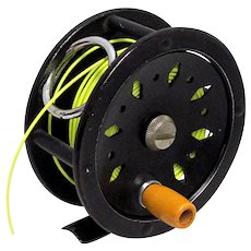 Union Hardware Fly Fishing Reel with New Fly Line