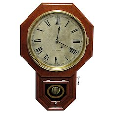 Seth Thomas Wall Clock 100% Original and Fully Restored