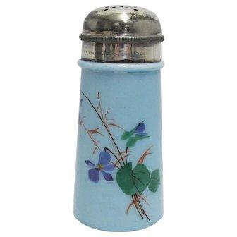Sugar Shaker American Victorian Glass Sifter Muffineer