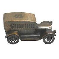 1917 Pierce Arrow Banthrico Die Cast Car Savings Bank