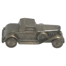 1930 Dusenberg Banthrico Car Savings Bank