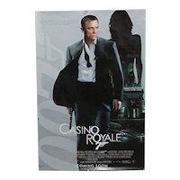 Movie Poster Full Size James Bond Casino Royale