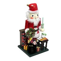 Santa Nutcracker  Full Size  Complete Christmas Theme  with Holiday Accessories