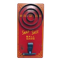 Snap Skee Marble Ball Game