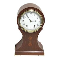 Antique Clock Seth Thomas Balloon Mantel Clock 100% Original and Fully Restored  ON SALE