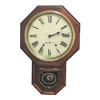 Seth Thomas Hour Chime Wall Clock 100% Original and Fully Restored  $795  ON SALE