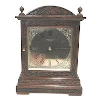 Winterhalder and Hofmeier Quarter Chiming Mantle Clock   ON SALE