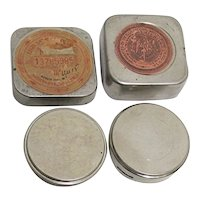Elgin Pocketwatch Double Metal Case