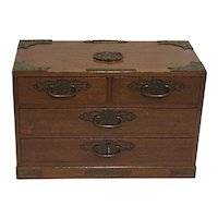 Collectors Storage Box with a Locking Drawer