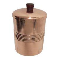 Solid Copper Humidor