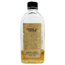 Dr. Inches Orzoil Orzone  Bottle