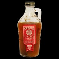 Kreole Leather Cleaner