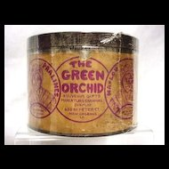 Souvenir Candy Tin from the Green Orchid in New Orleans
