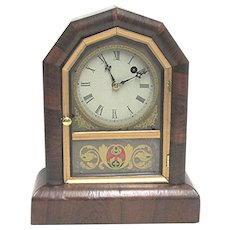 Antique Mantel Clock by Gilbert Clock Co. 100% Original