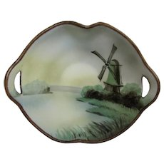 Candy Dish Nippon Porcelain