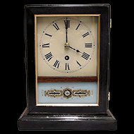 Antique American Cottage Clock 100% Original and Fully Restored