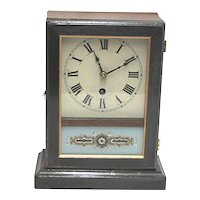 Mantel Clock Antique American Mantle  Or Cottage Clock