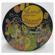 Lyons Gala Night Assortment Biscuit Tin