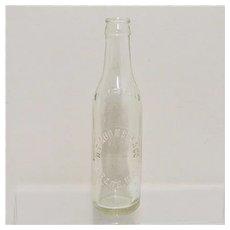 SOLD    New Hampshire Soda Bottle, N. G. Gurnsey  & Co. of Keene