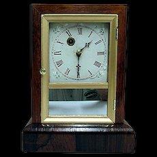 Waterbury Mantel Clock Completely Restored 100% Original