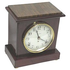 Seth Thomas Mantle Clock Dana No. 1 Model Fully Restored 100% Original