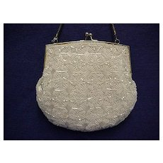 Hand Bag or Purse Beaded