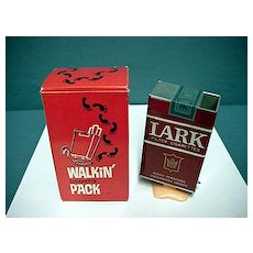 Lark Cigarettes Key Wind Walking Pack Mint In The Box