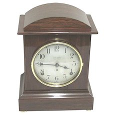 Seth Thomas Antique Mantel Clock  Mantle Clock is 100% Original and Restored  ON SALE