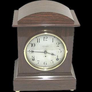 Seth Thomas Antique Mantel Clock  Mantle Clock is 100% Original and Restored  ON SALE