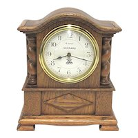 Sold, 10/2020,  Antique French Mantel Clock 100% Original Retailed by Garrard Mantle Clock