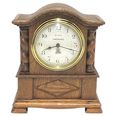 Restored French Antique Mantel Clock 100% Original Retailed by Garrard