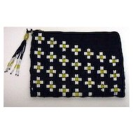 Purse or Hand Bag Beaded Purse Art Deco