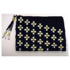 Purse or Hand Bag Beaded Purse Art Deco