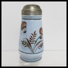 Sugar Shaker Antique American Glass Factory  Circa 1891