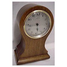 Swiss Antique Balloon Clock  100% Original Completely Restored