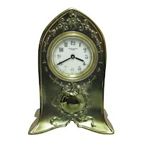 Antique Mantel Clock New Haven Desk Clock Or Mantle Clock Keeps Time