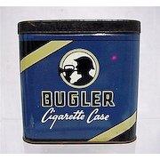 Bugler Pocket Advertising Tobacco Tin