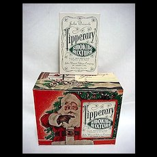 Tipperary Advertising Tobacco Christmas Store Display