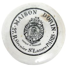French Cosmetic Powder Base Maison Dorin Paris