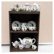Childs Toy Tea Sets Porcelain