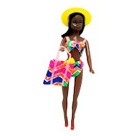 Barbie Style African American Doll