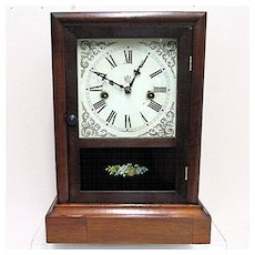 Antique Mantel Clock by Waterbury Clock Co.