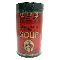 Edwards Soup Tin