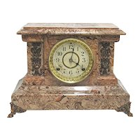 Antique Seth Thomas Mantel Clock 100% Original And Fully Restored Mantle Clock