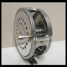 SOLD   Many more Reels Still Available  Weber Fly Reel MINT with Case 50% OFF