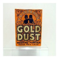 Advertising Box For Gold Dust Washing Powder MINT Unopened LAST ONE