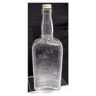 Old Mr. Boston Liquor Bottle