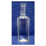 Sauers Extract Glass Bottle