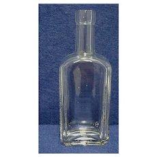 Kemps Balsam Drugstore or Pharmacy Glass Bottle