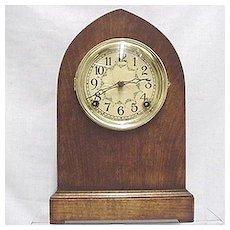 Antique American Beehive Mantel Clock